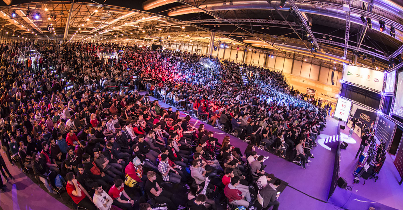 Fandroid's Gamergy Event In Spain (Photo: Gamergy)