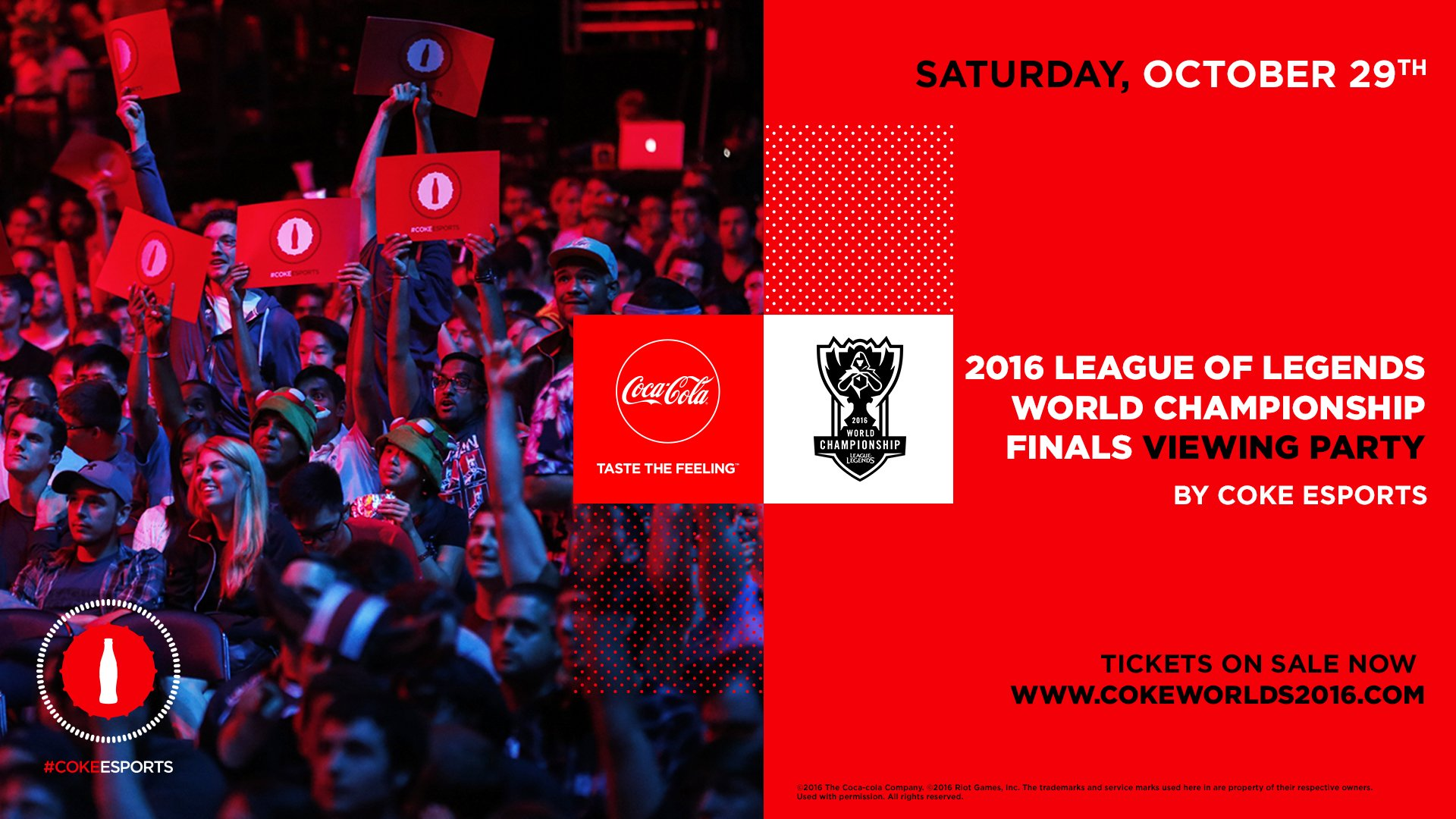 TNL eSports Brand Tracker 041: Coca-Cola (Photo: Coca-Cola)