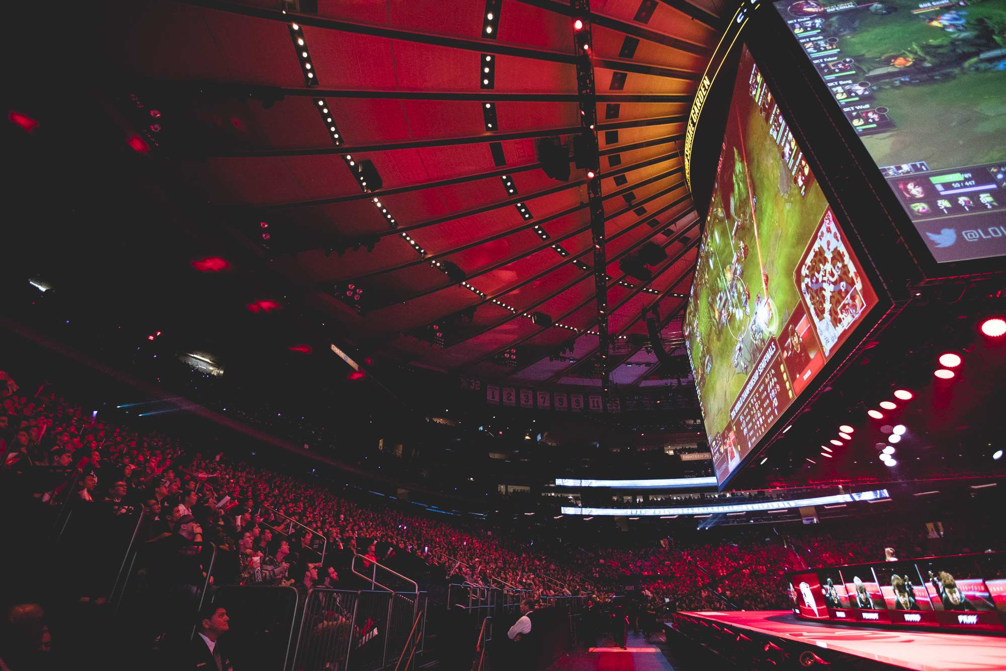 2016 League Of Legends At Madison Square Garden (Photo: Riot)