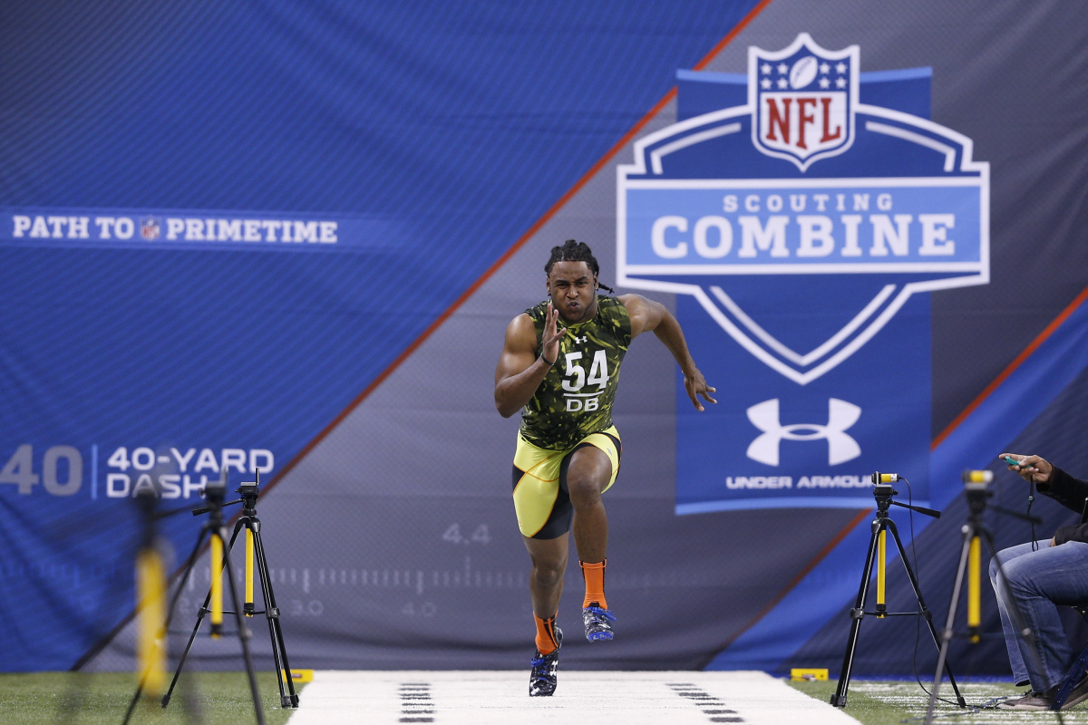 NFL Scouting Combine (Photo: NFL)