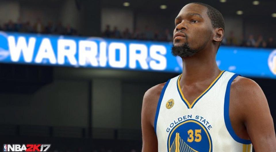 NBA 2K17 (Photo: 2K)