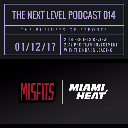 TNL eSports Podcast 014 (Photo: The Next Level)