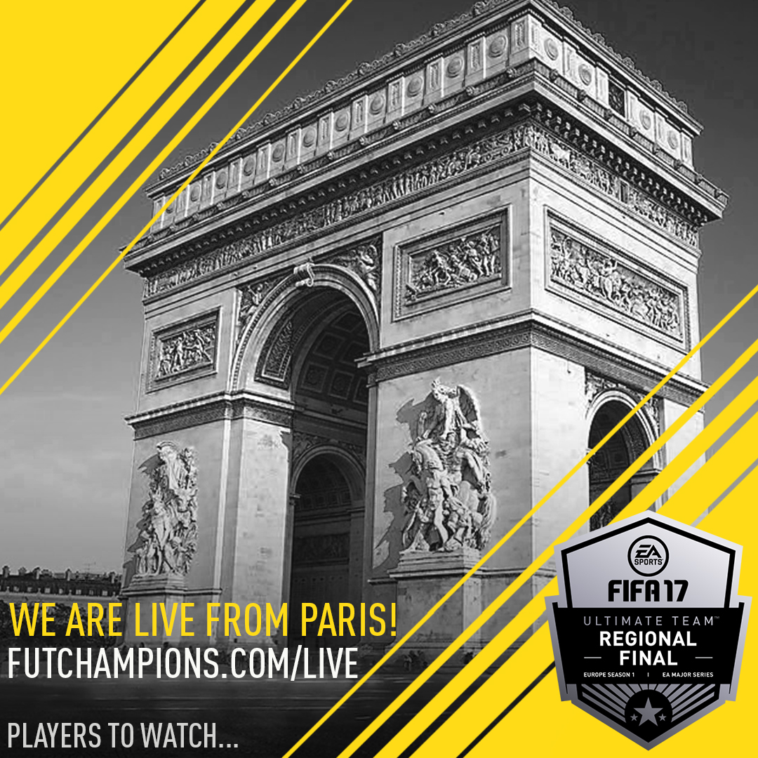 EA Sports FIFA Paris Regional Finals (Photo: EA Sports)