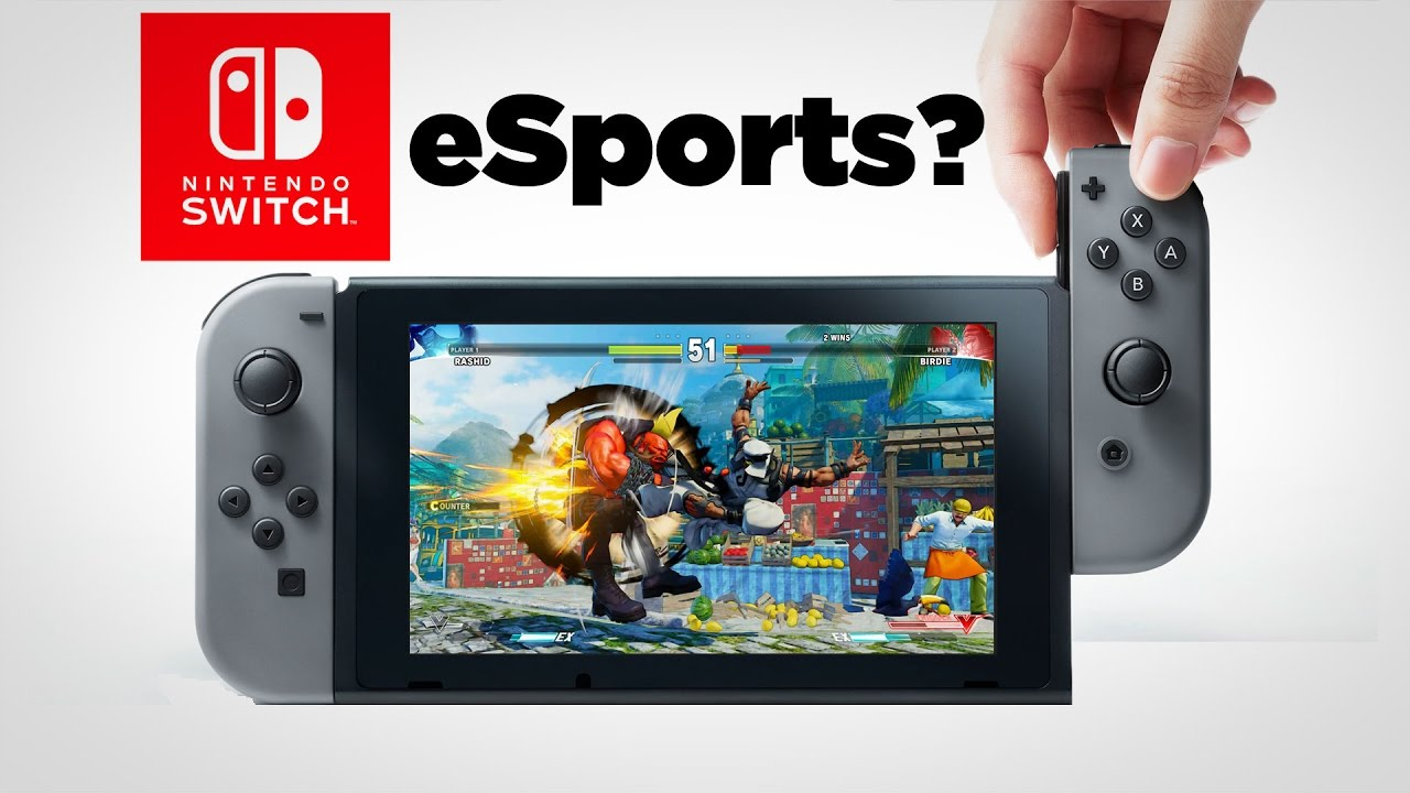Will The Nintendo Switch Drive eSports? (Photo: Machinima)