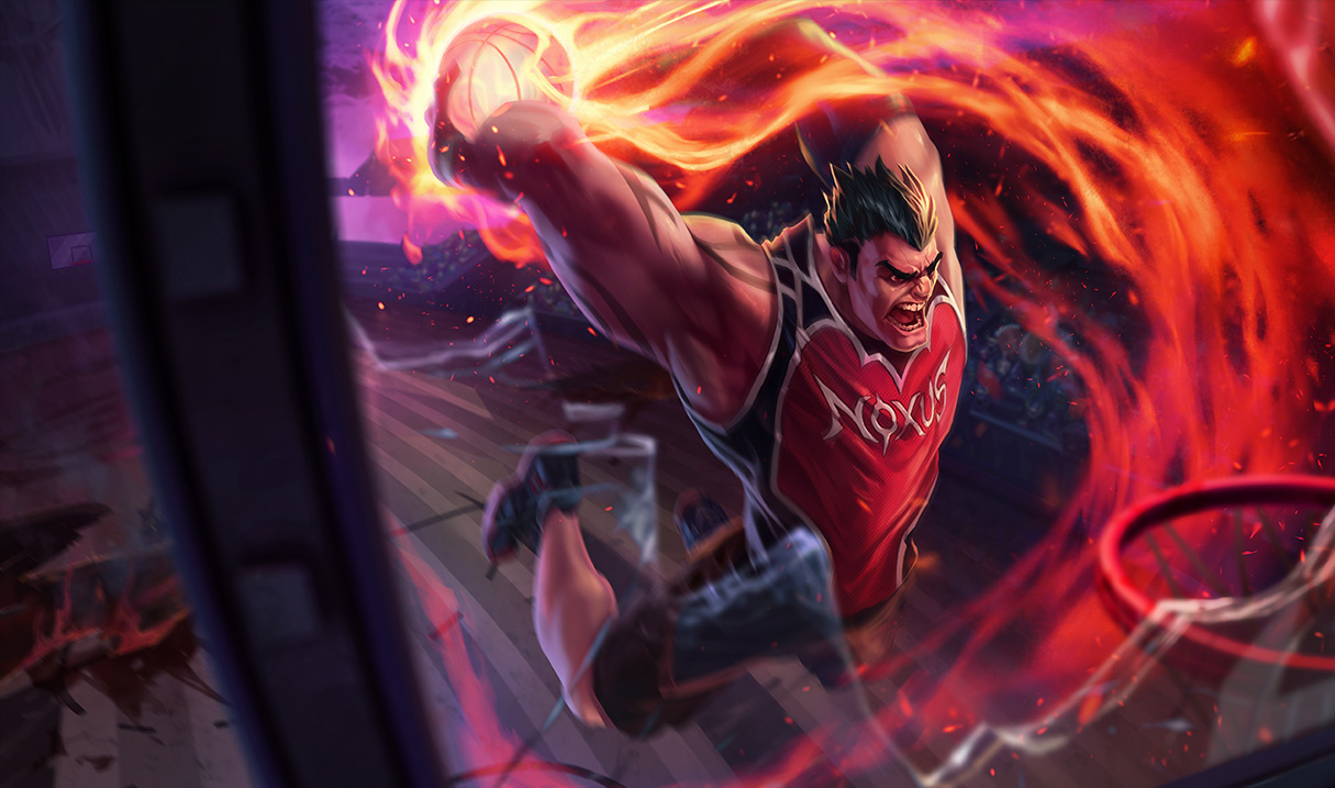 No eSports Isn't Beating The NBA In Viewers (Graphic: Riot)
