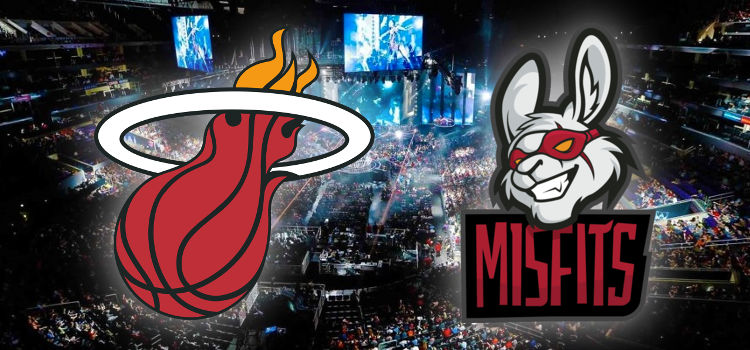 The Miami Heat Invest In eSports Team Misfits (Photo: Ginx TV)