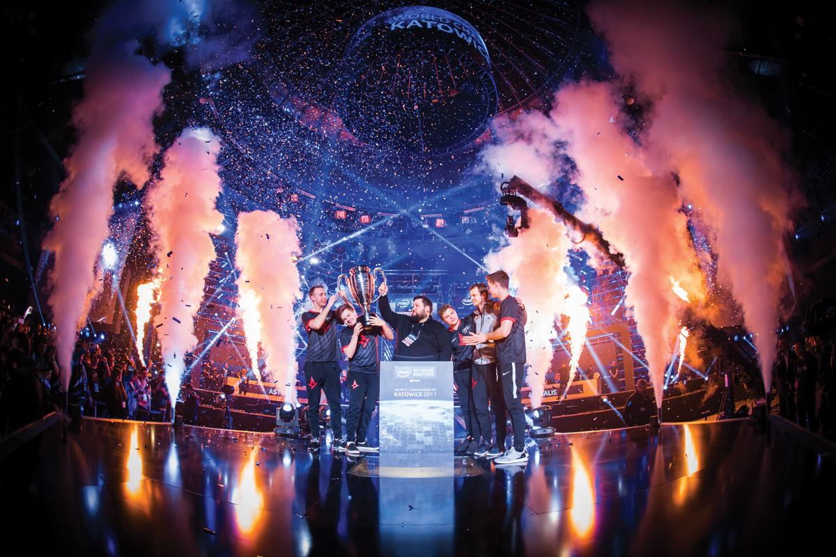 Intel Extreme Masters Katowice (Photo: ESL/Helena Kristiansson)