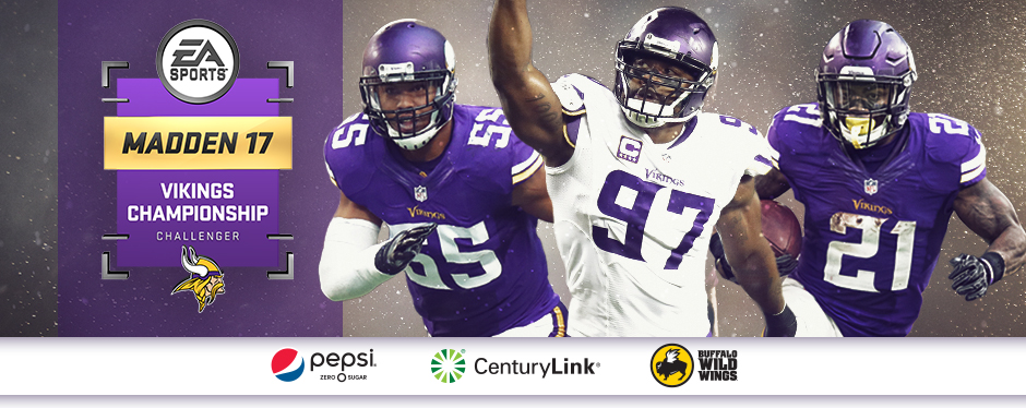 Minnesota Vikings Madden Club Series Promotional Image (Photo: Twitter)
