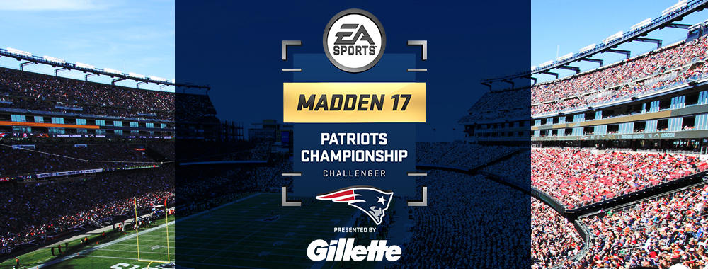 Madden Club Series Patriots Championship (Photo: Patriots Website)