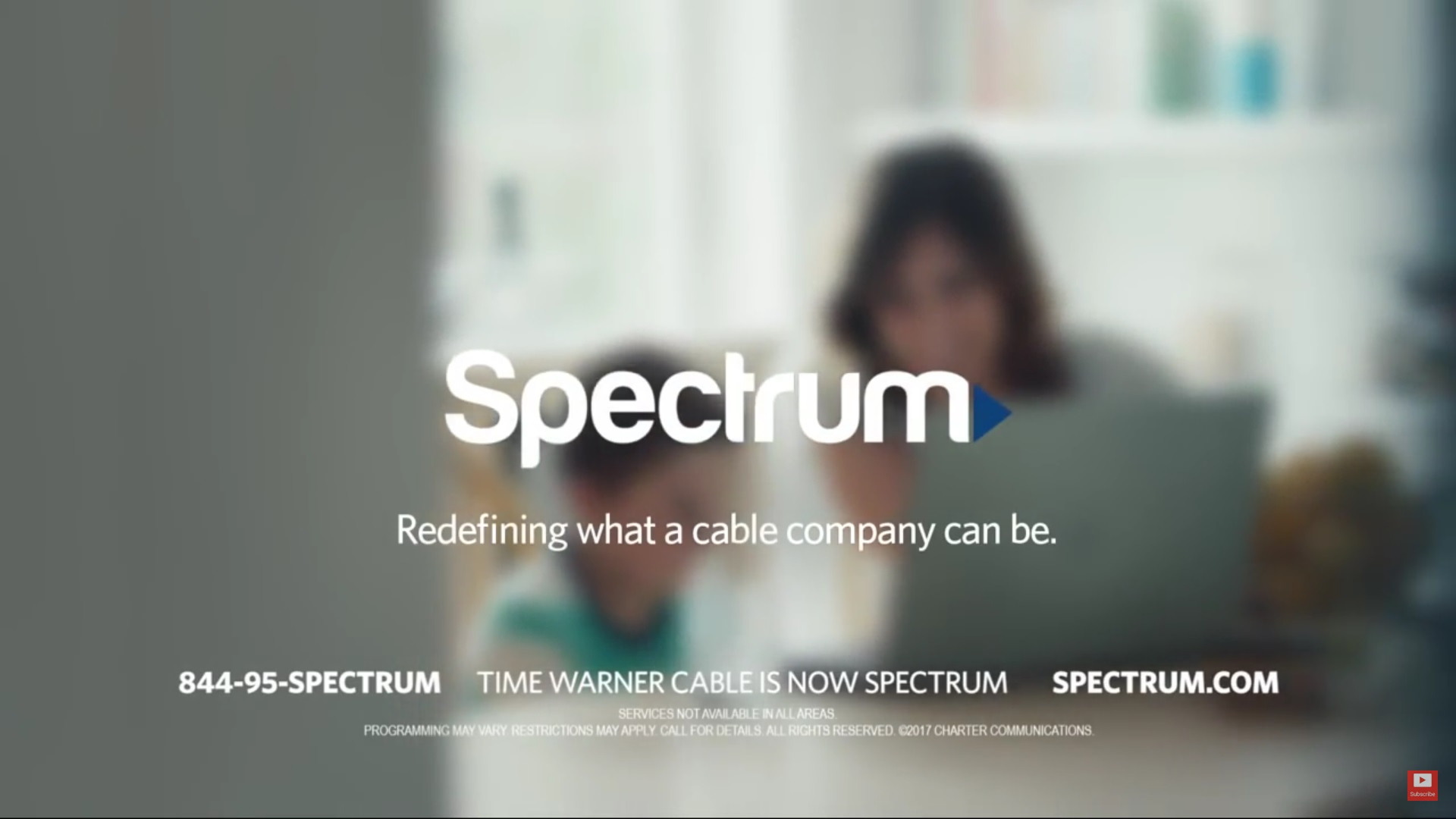 Spectrum Video Ad During Madden Pro Team Club Series (Photo: YouTube)