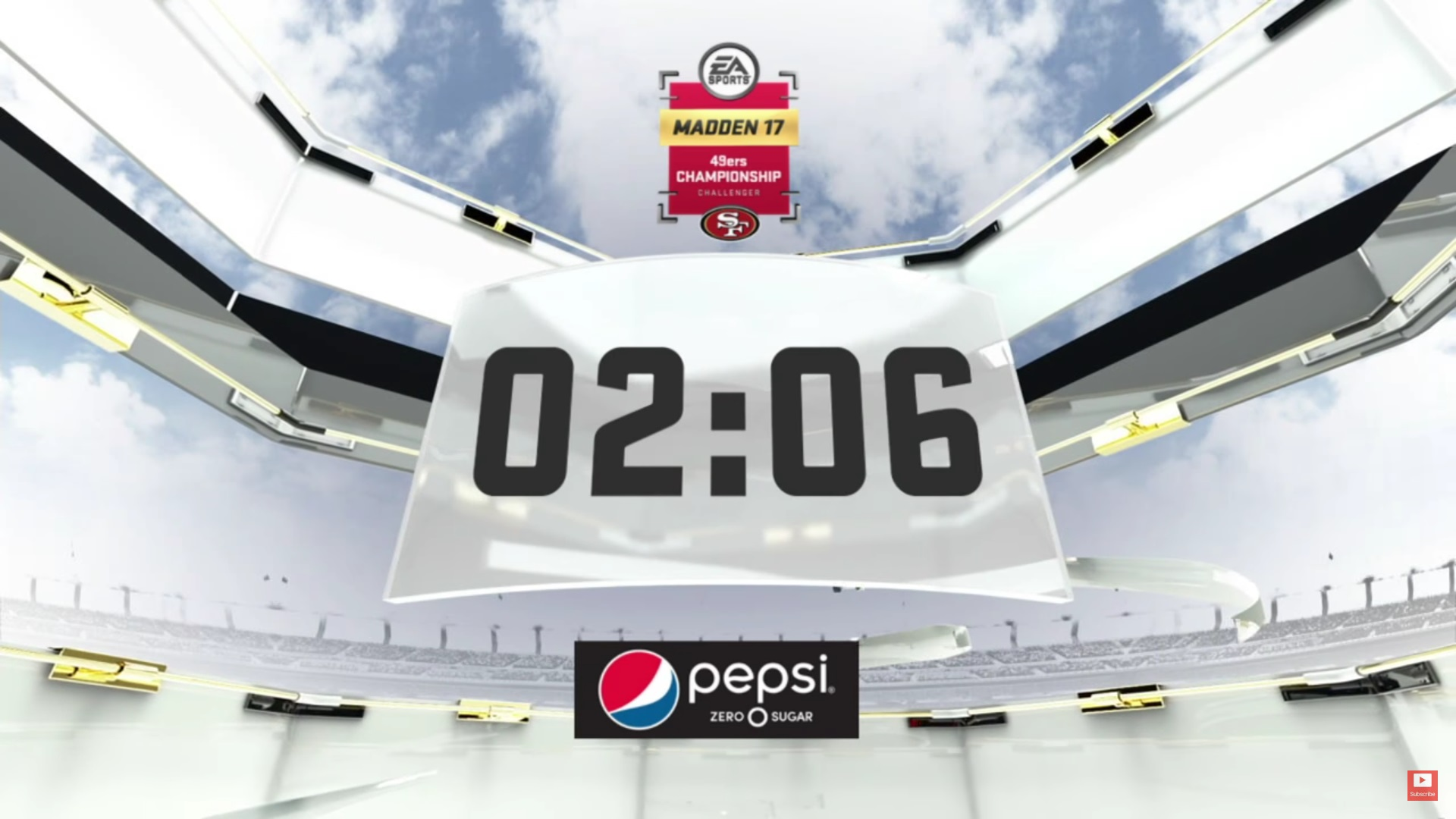 Countdown clock advertisement (Photo: Youtube)