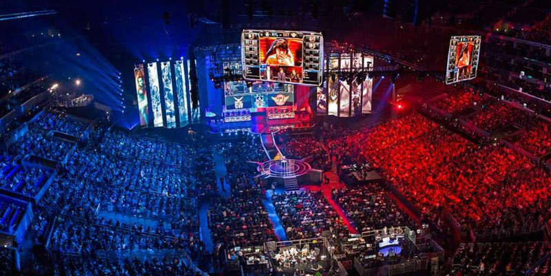 An eSports Event (Photo: alistdaily)
