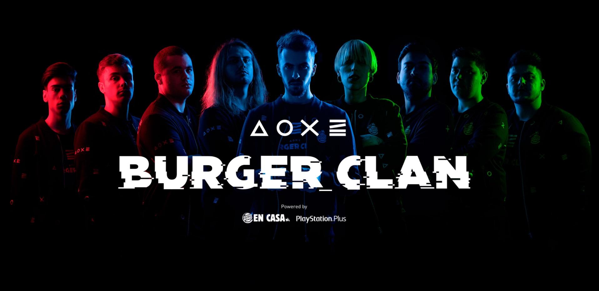 Burger King Esports