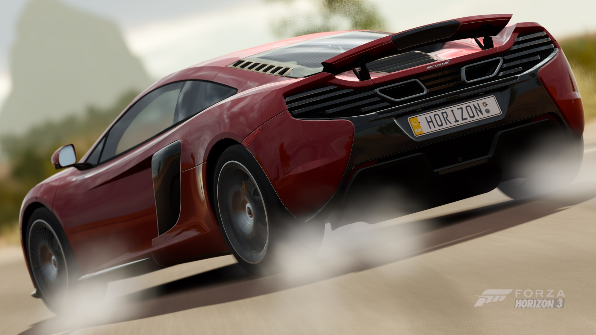 2015 McLaren 650S Coupe in Forza Horizon 3 (Photo: Forza)