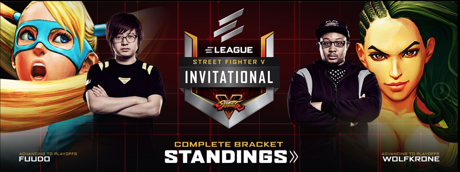 ELEAGUE Street Fighter V Invitational (Photo: ELEAGUE)