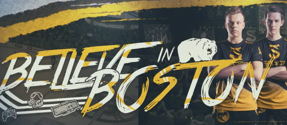 Delaware North/Boston Bruins Investment In eSports Team Splyce (Photo: Splyce)