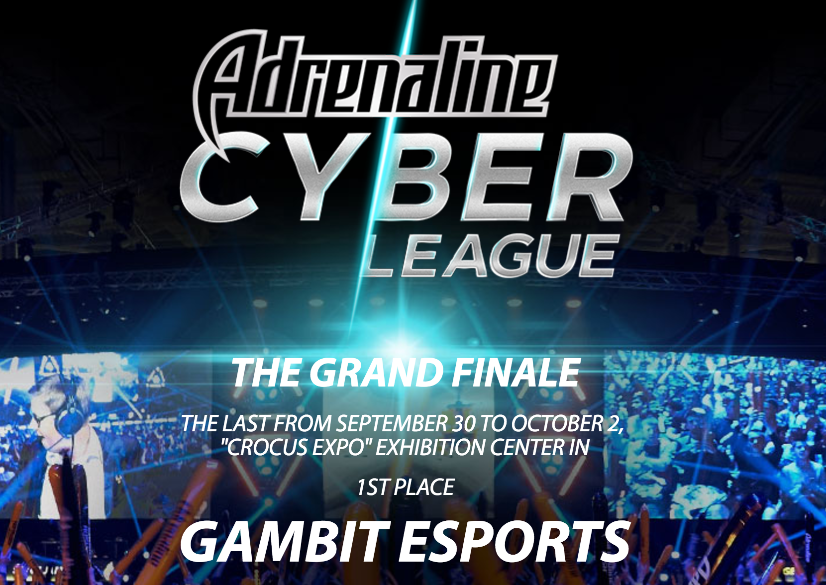Adrenaline Cyber League (Photo: Adrenaline Rush)