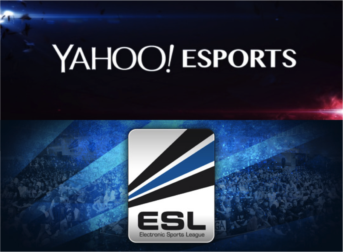 ESL's 2 Year Deal with Yahoo eSports Is Done (Photo: The Next Level)