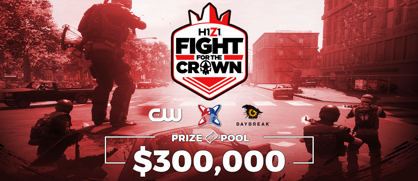 The CW's H1Z1 Tops Q2 eSports TV Ratings (Photo: Daybreak Studios)