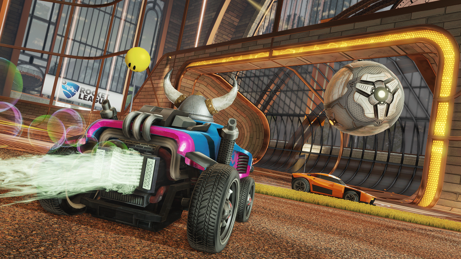 NBC To Broadcast Rocket League Across Multiple Platforms (Photo: Psyonix)