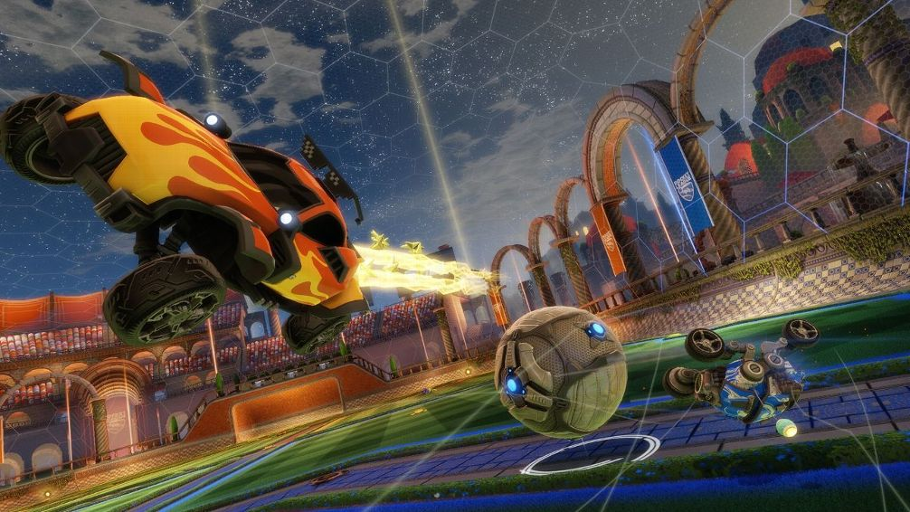 Even More Rocket League (Photo: Psyonix)