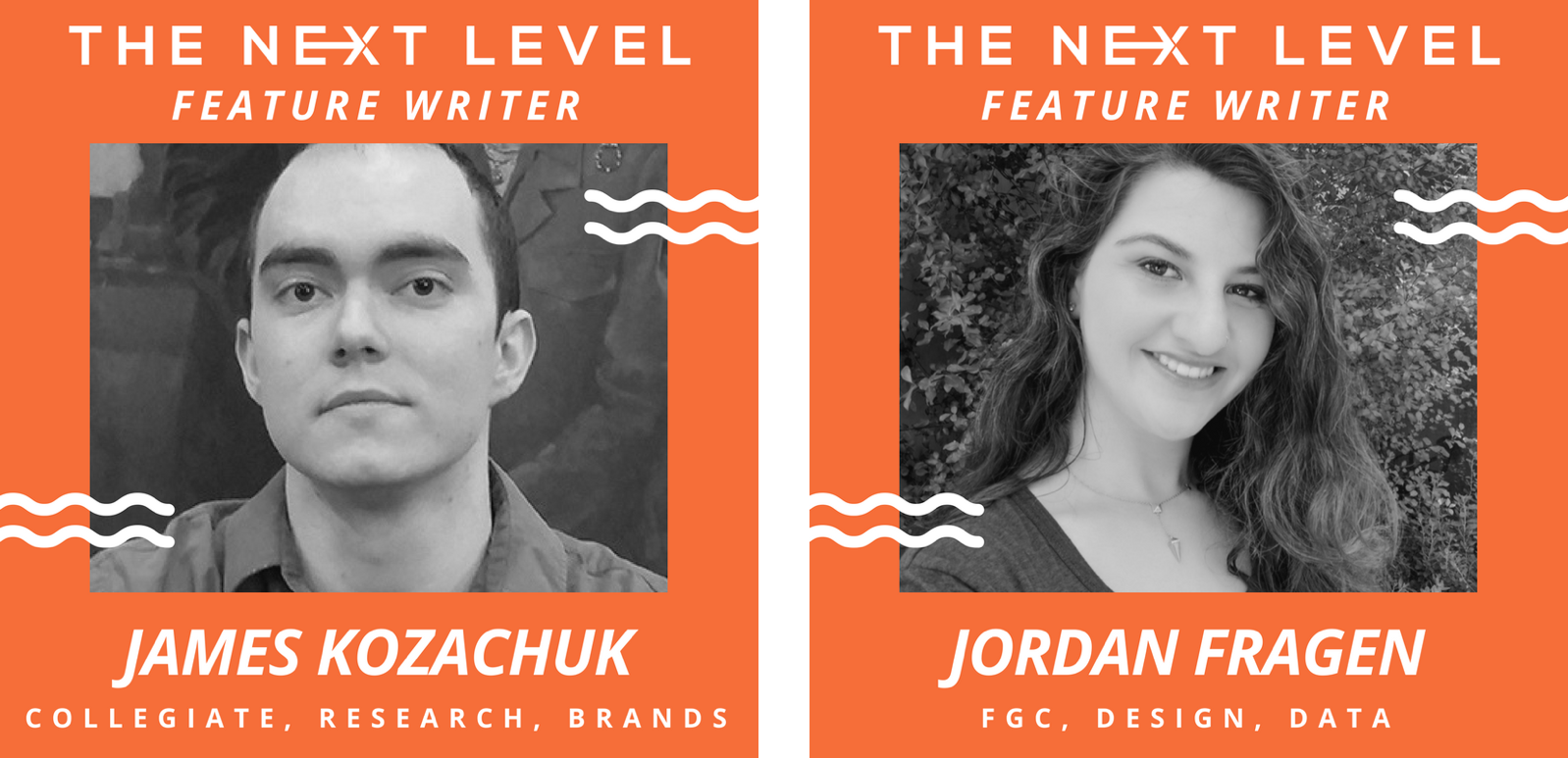The Next Level's New Feature Writers (Photo: The Next Level)