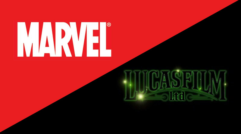 Marvel and Lucasfilm (Photo: WDParkhoppers)