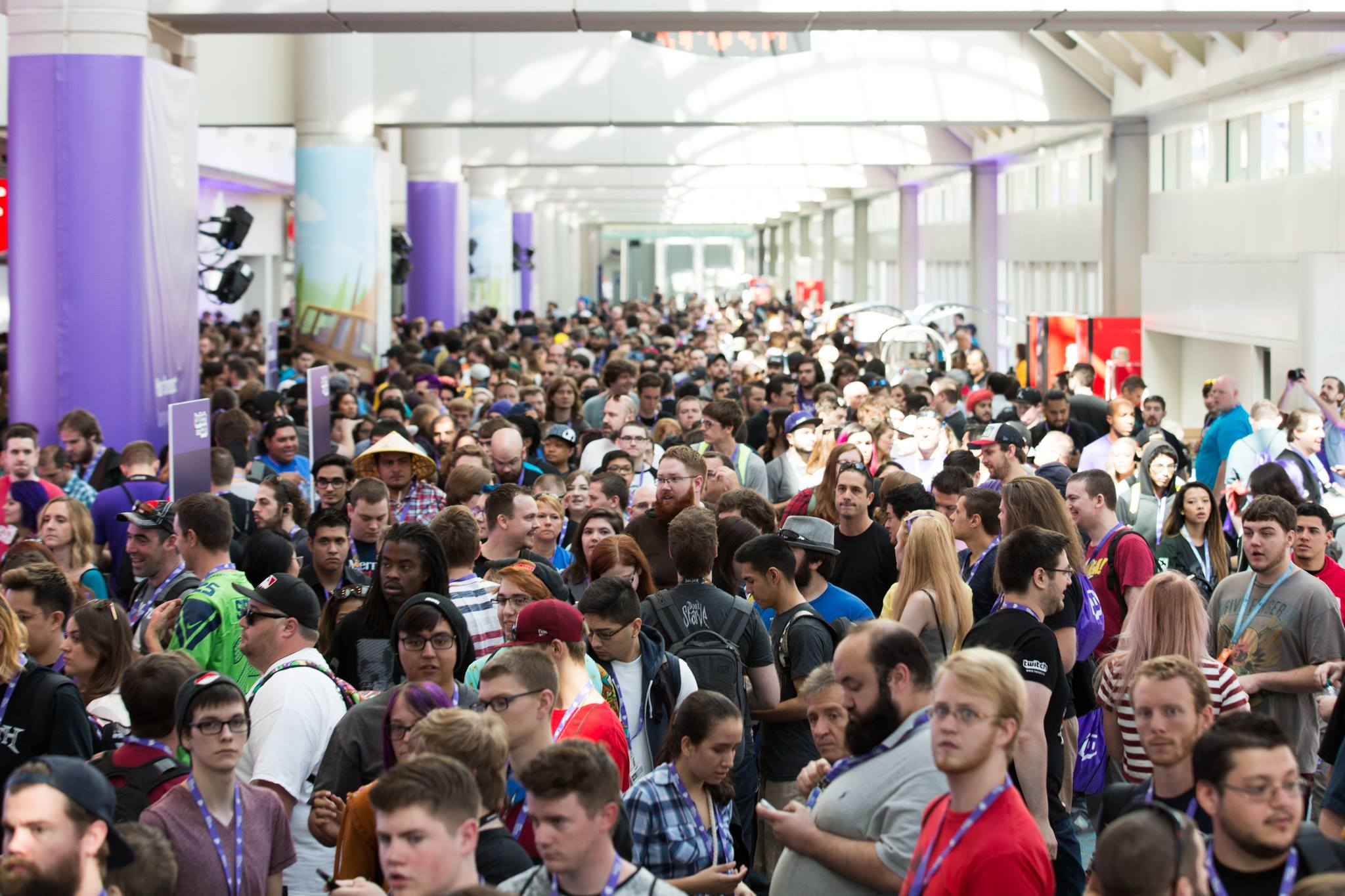 TwitchCon 2016 (Photo: Twitch)