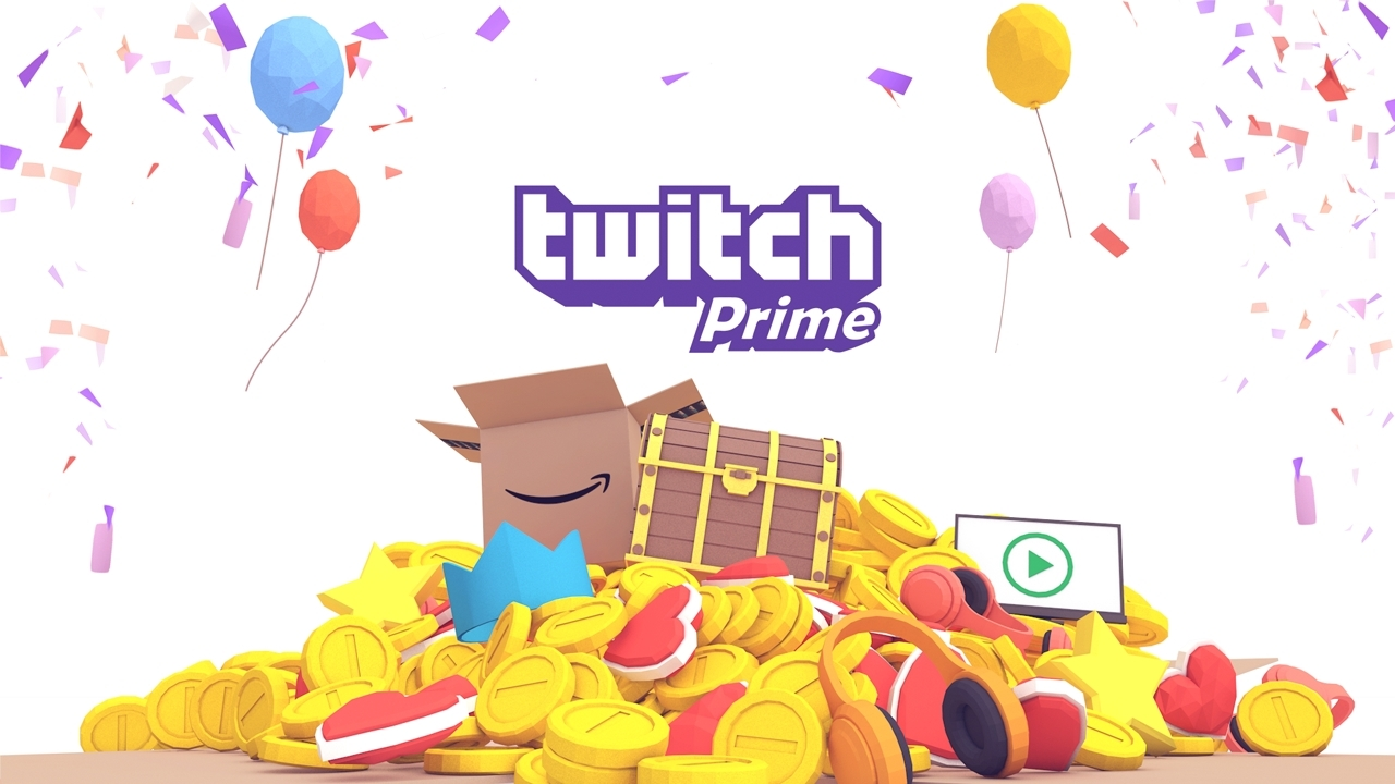 Amazon's Twitch Prime Move Is Genius (Photo: Twitch)