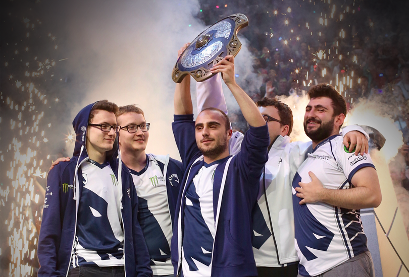 Team Liquid Wins $10.8M From The International 2017 (Photo: Valve)