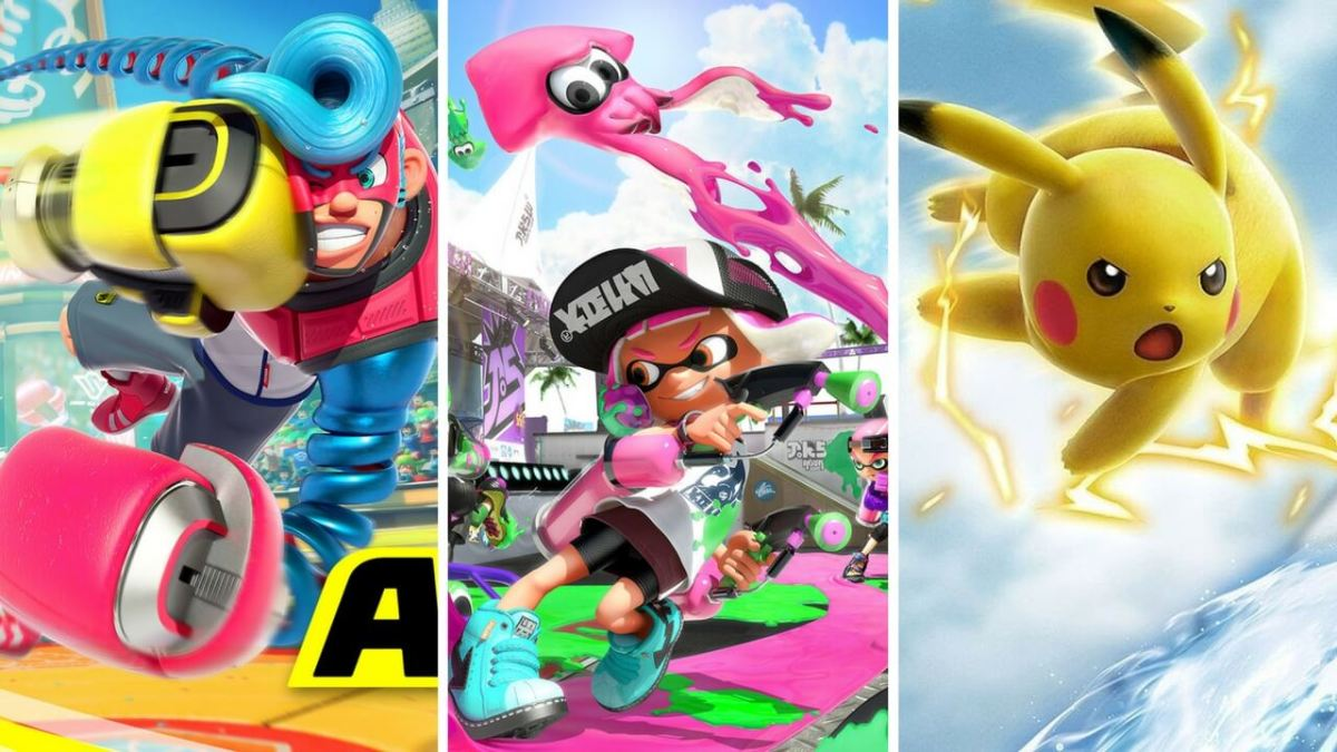 Disney XD's Dive Into eSports (Photo: Nintendo)