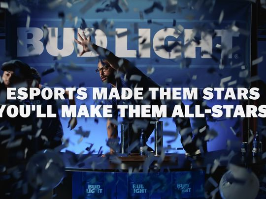 Bud Light's 2016 eSports Sposorship (Photo: Bud Light)