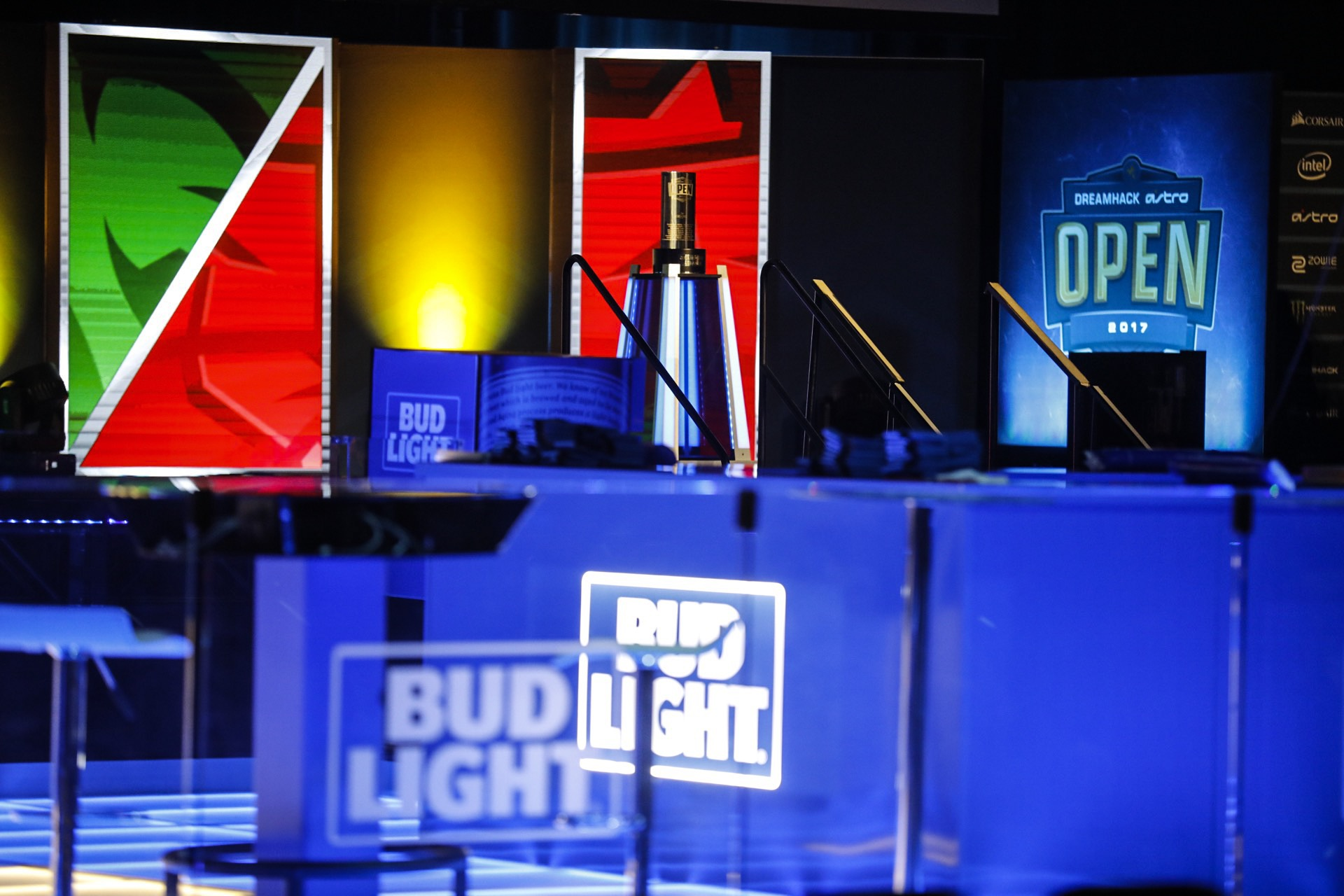 Bud Light at DreamHack (Photo: Bud Light)