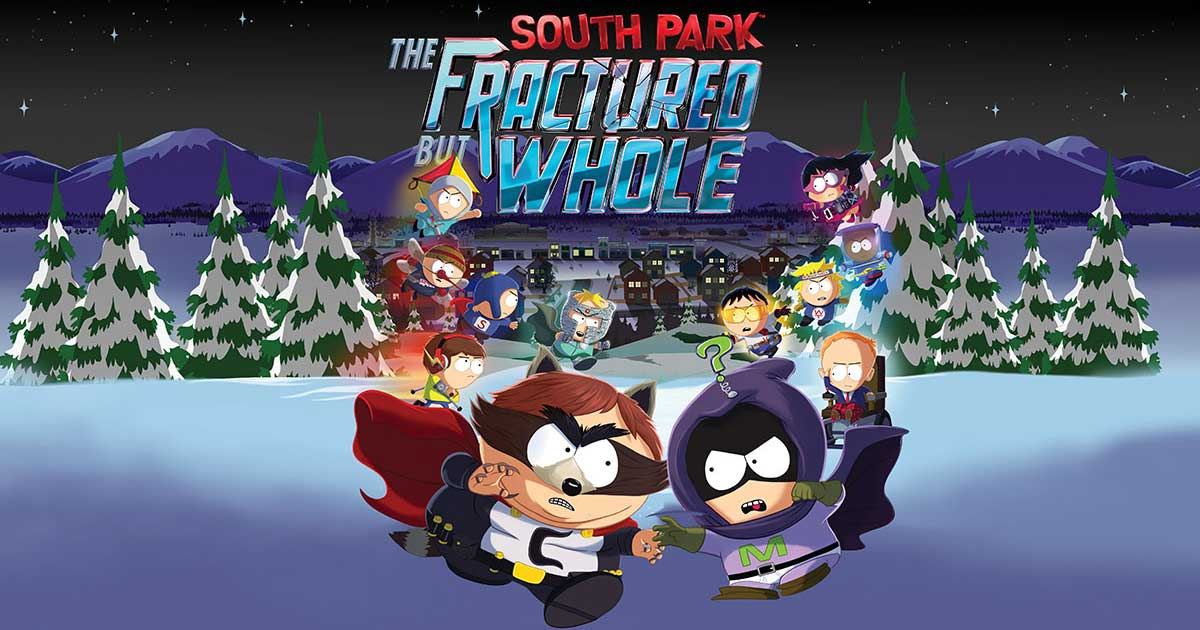 South Park: The Fractured by Whole follows 2014's The Stick of Truth (Photo: Ubisoft)