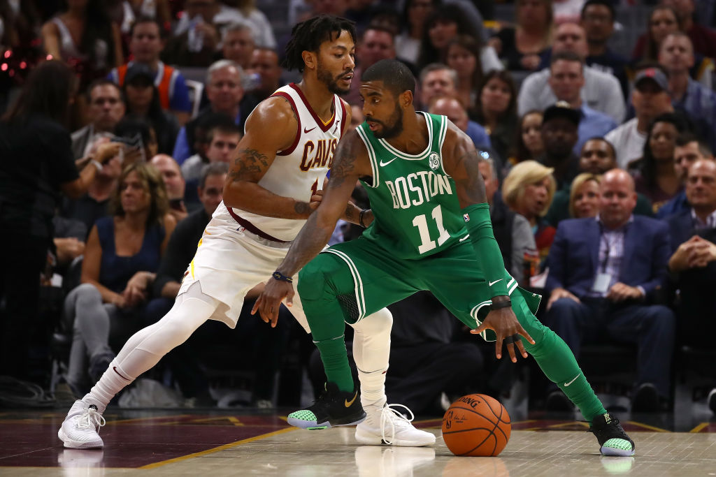 Celtics vs. Cavaliers (Photo: Getty Images)