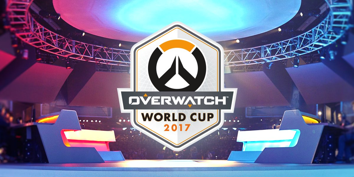 2017 Overwatch World Cup (Photo: Blizzard)