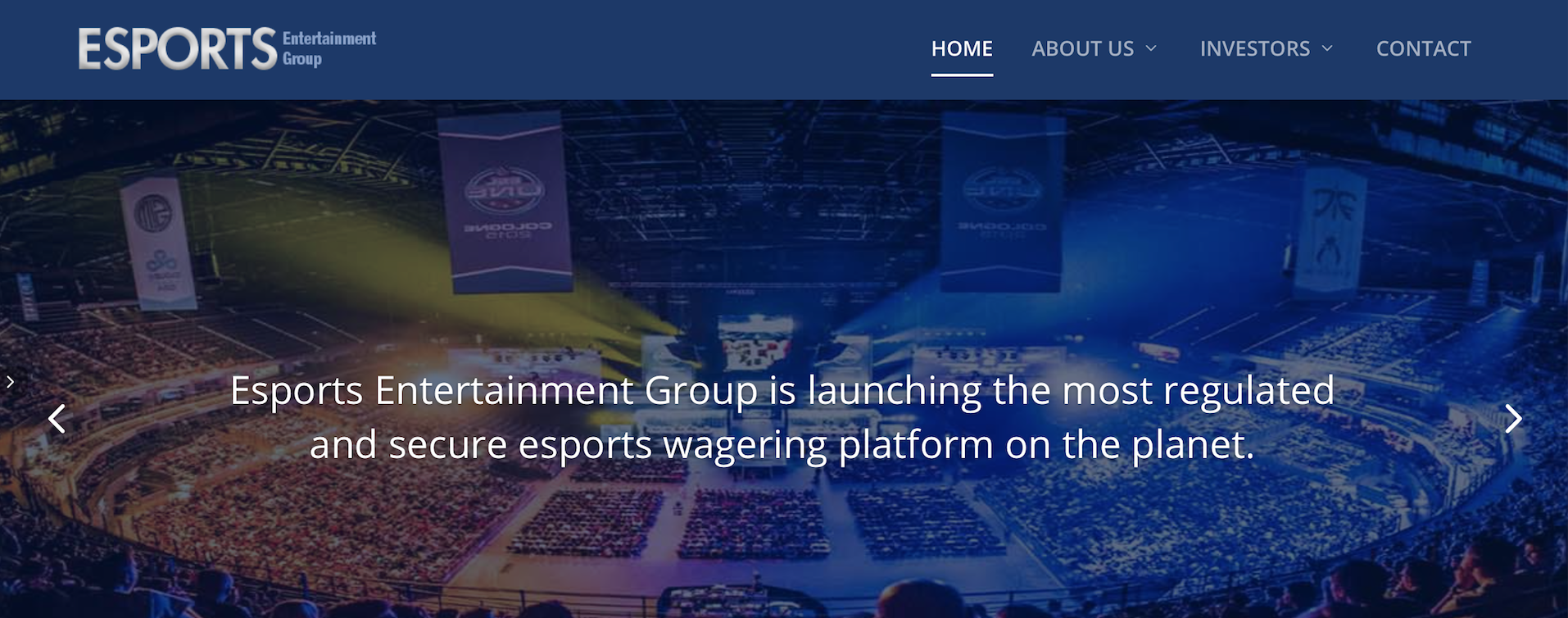 Esports Entertainment Group (Photo: Esports Entertainment Group)