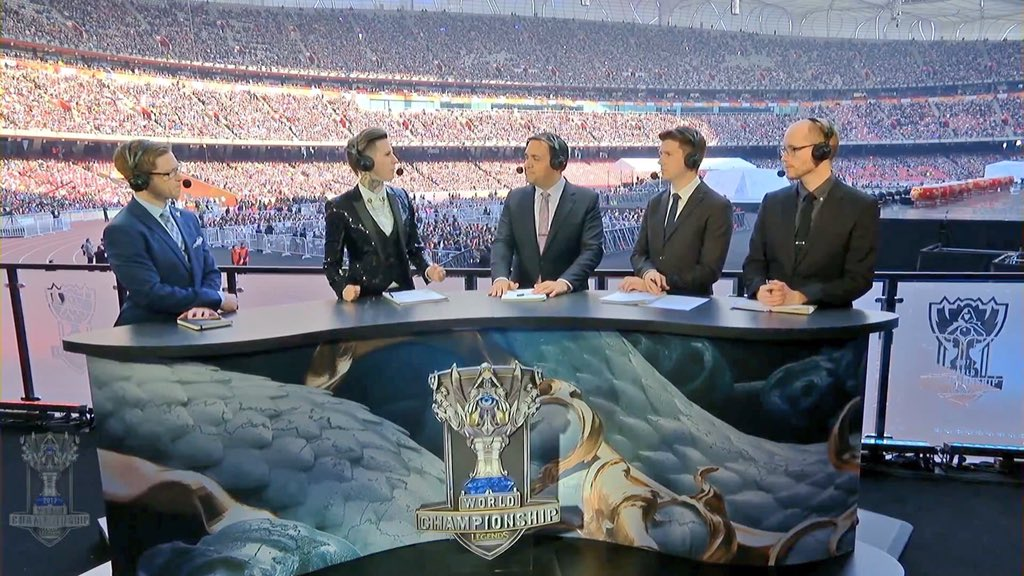 That's Not a Football Game (Photo: Twitter/Riot Games)