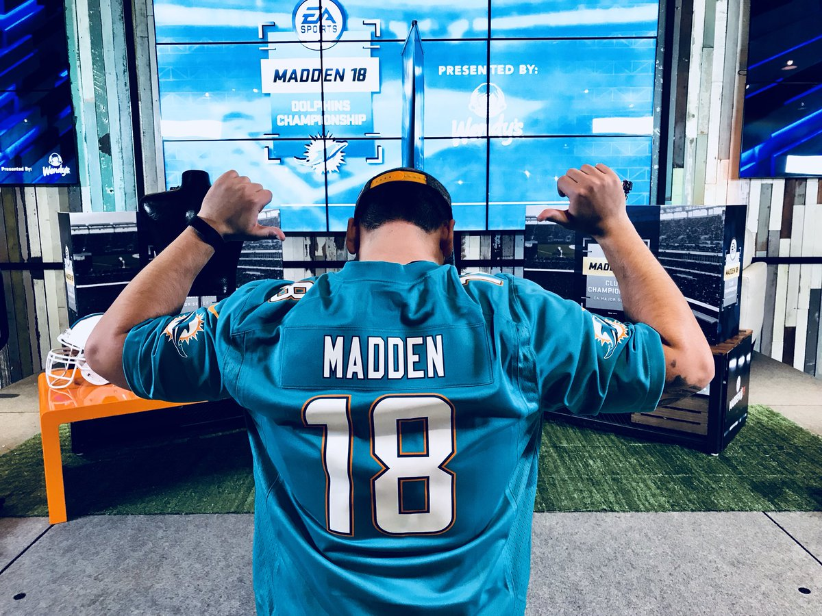 TNL Esports Brand Tracker 107: Wendy's and EA Madden NFL (Photo: Twitter xxxBalkino6xxx)