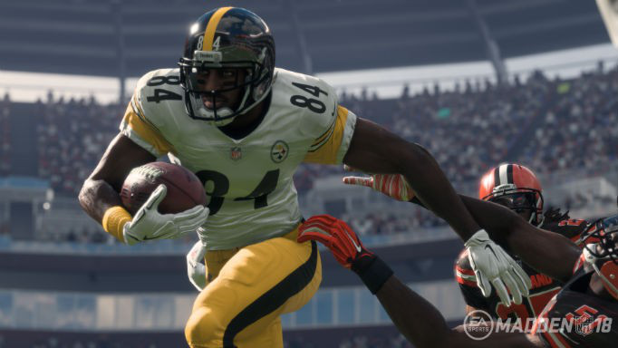 EA Madden NFL On The CW (Photo: EA Sports)