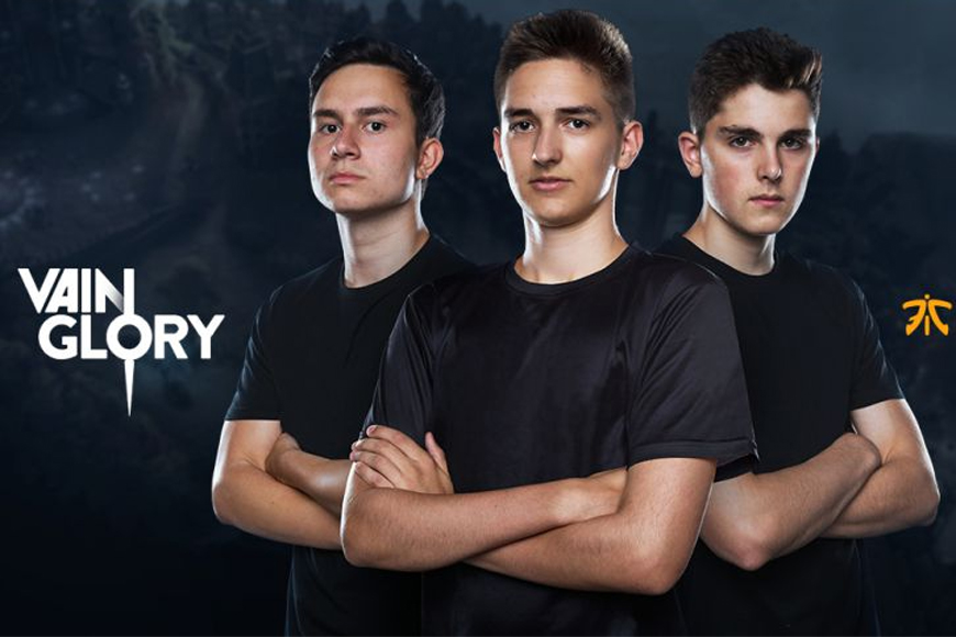 Fnatic Enters Vainglory (Photo: Fnatic)