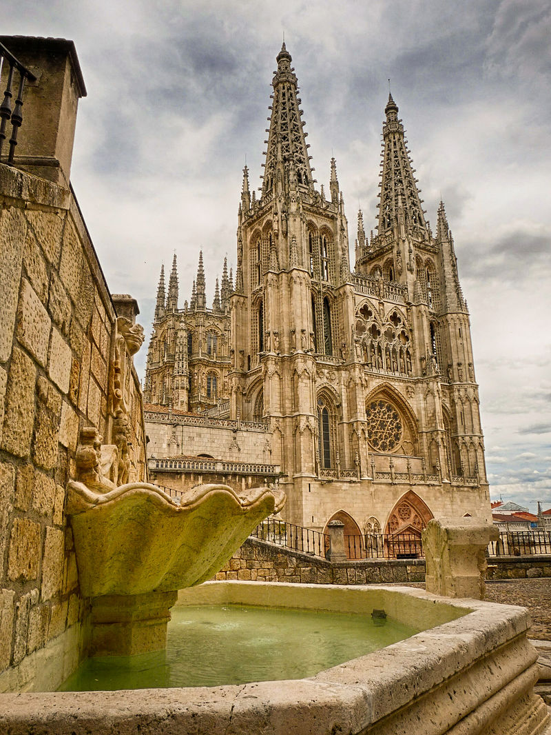 The Cathedral - Our Lady of Burgos