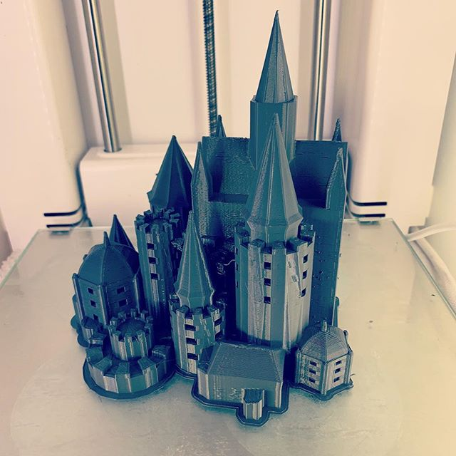 The Industrial Port of Mechanis #nextphase #3dprinting