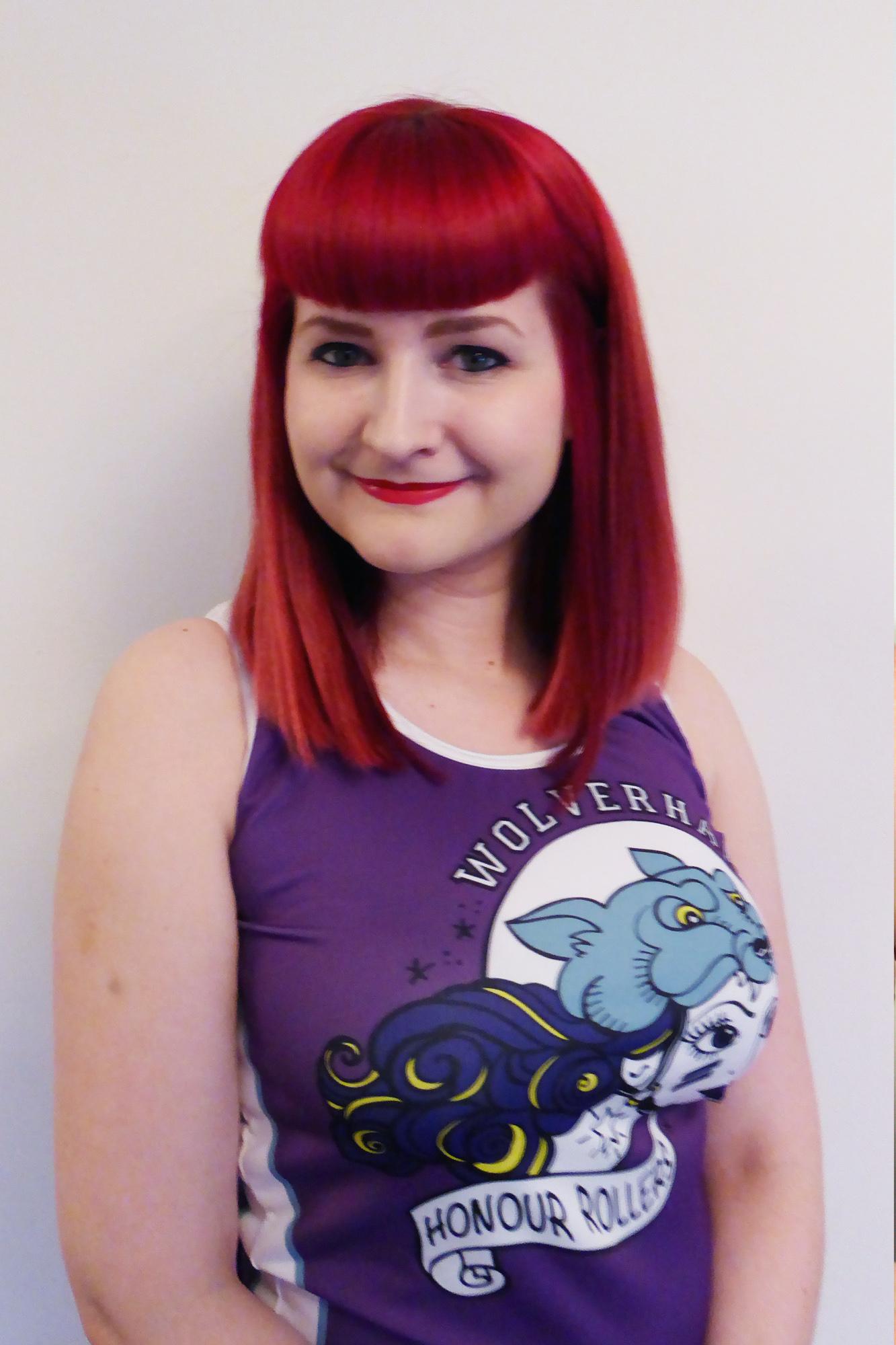 Becky von Smasher #21