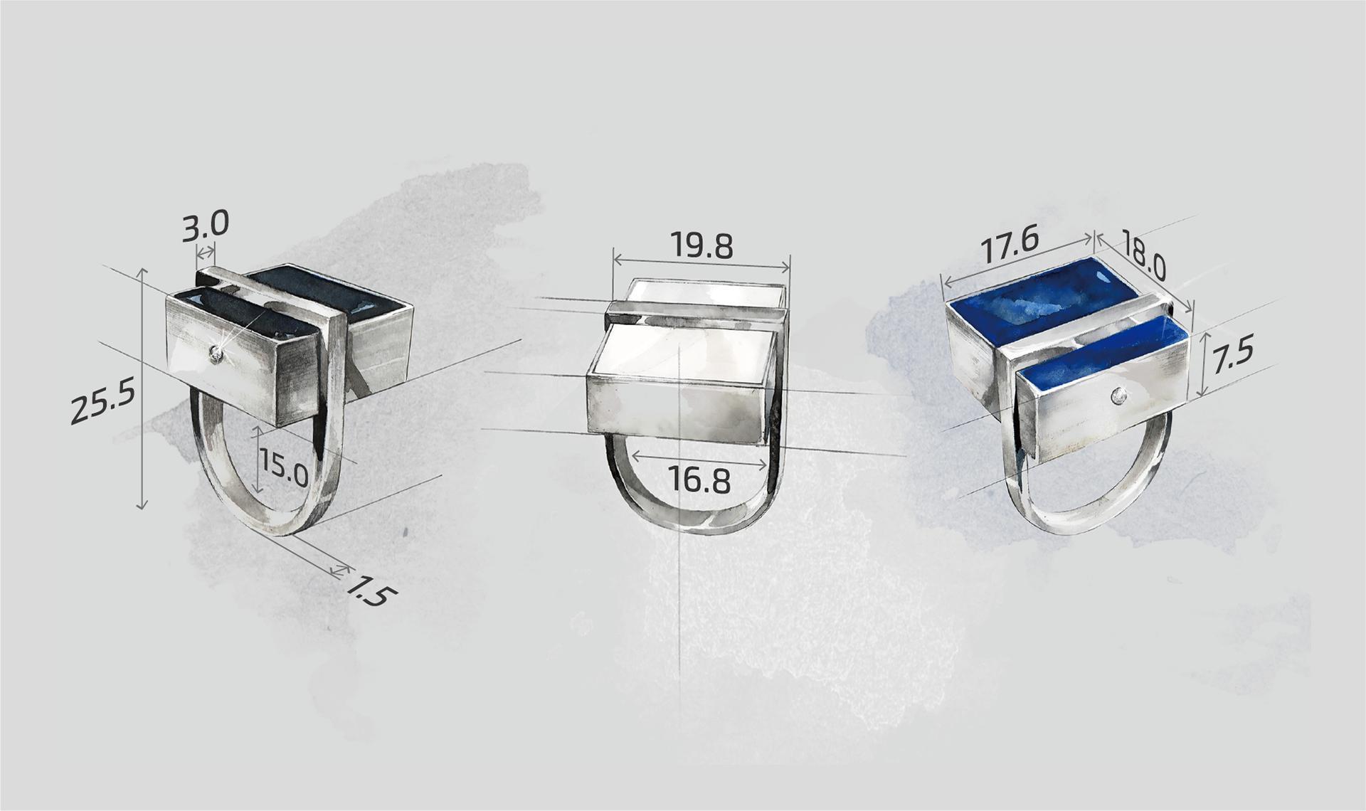 Modulaj Dimensions, Slim Design