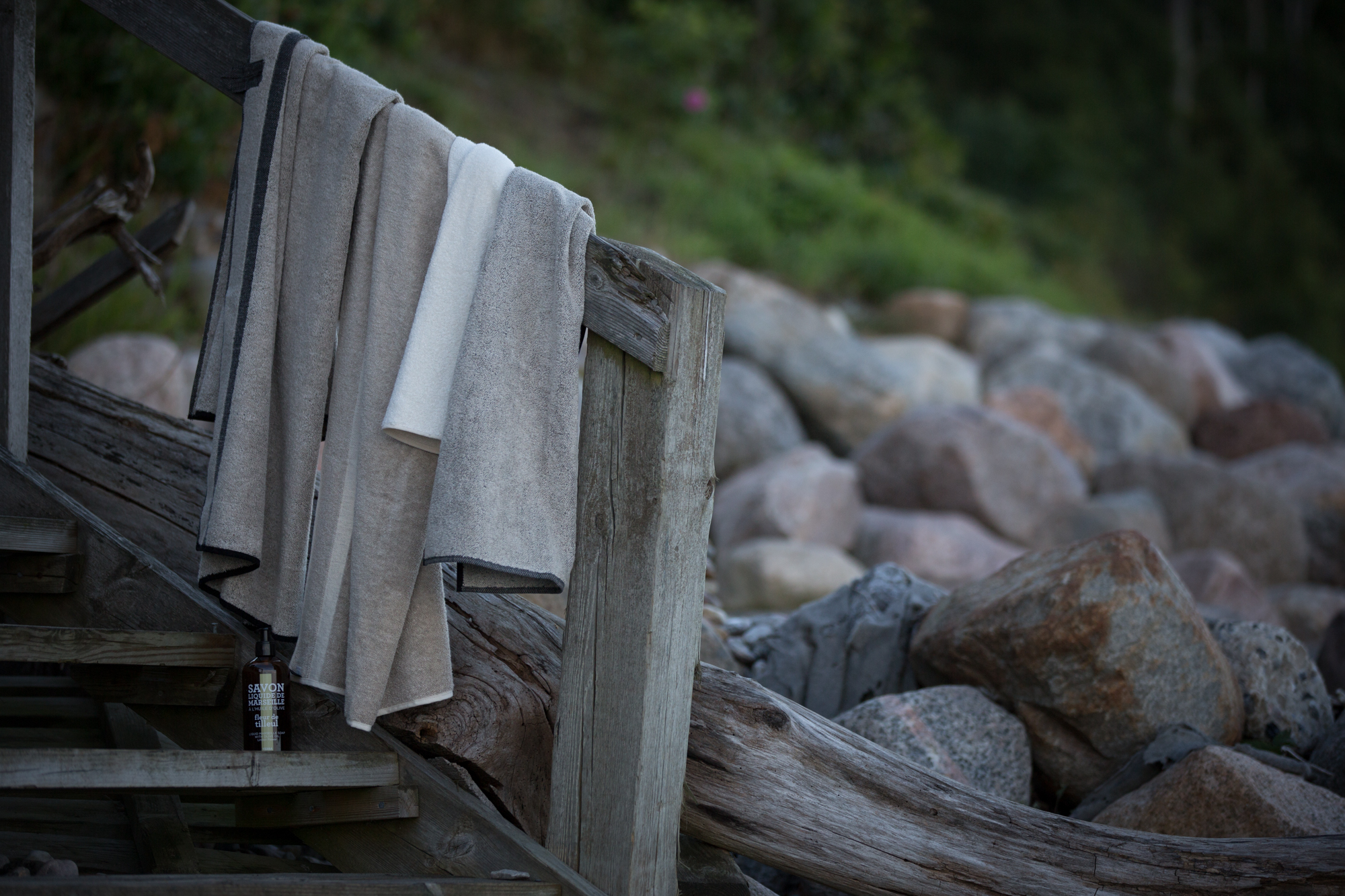 Håndklæder fra &Tornby