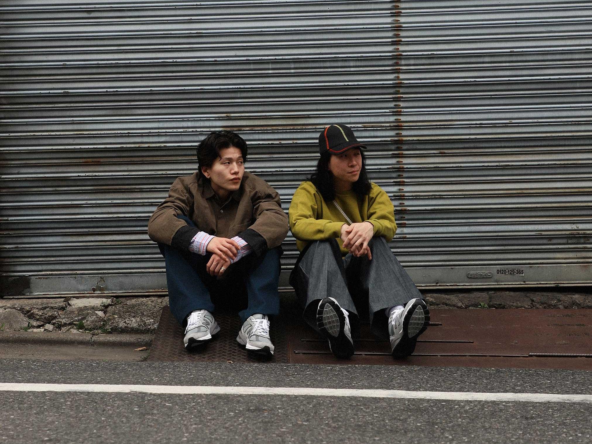 Tokyo 990V5 - A Sabukaru/AFEW Editorial