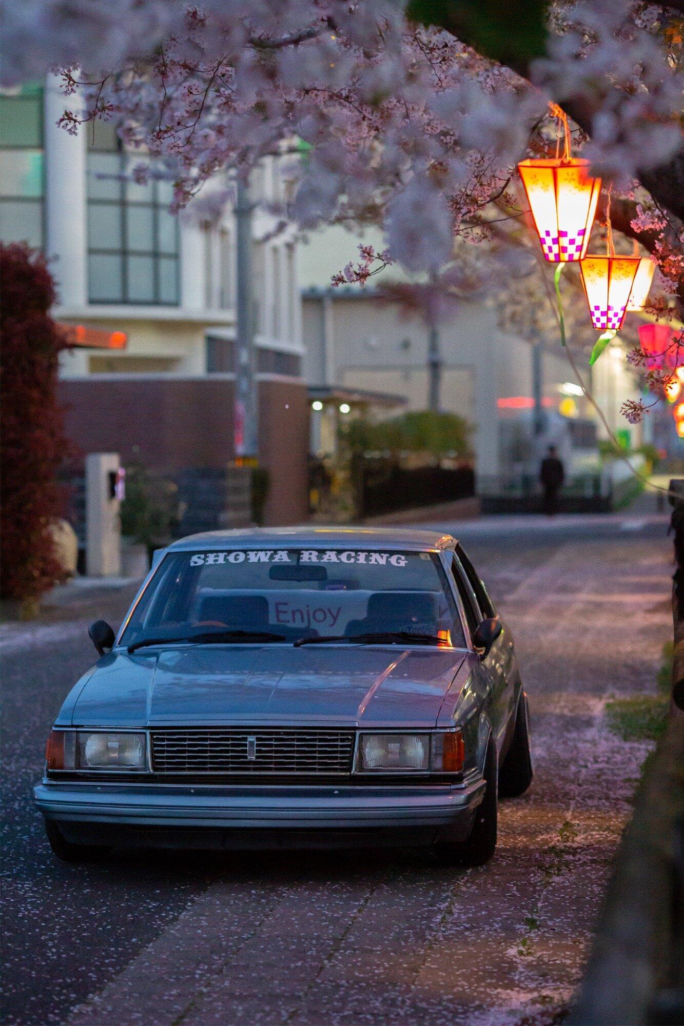 The Golden Years Of Japan S Car Culture Showa Racing Sabukaru