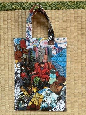 AKIRA × COMME des GARCONS Collaboration Tote Bag Katsuhiro Otomo