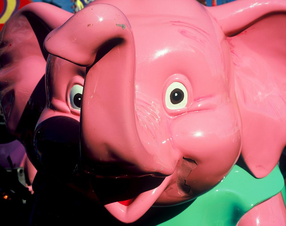 Pink Elephant Buddy
